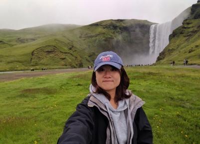 아이슬란드 Skogafoss